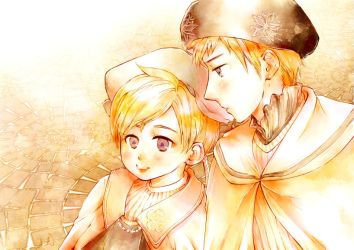 aph SuFin good old days by 10-shiki