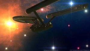 Star Trek Protostar by gmd3d