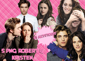 PNG Robert and kristen by alitutos15