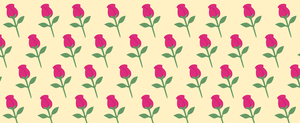 Roses Background / wallpaper by N00dleChan