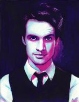 BRENDON URIE by RoselinEstephania