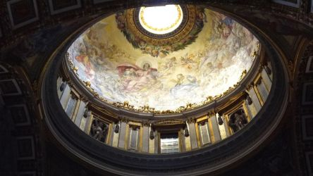 St. Peter's Basilica by wildezip