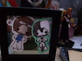 Ulquiorra Paper baby :D by chibisushi1