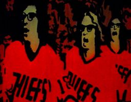 The Hanson Brothers by chrispjones