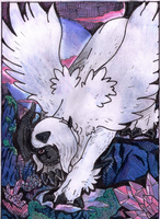 Mega Absol by Antaie