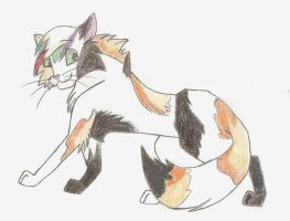 Spottedleaf the Medicine Cat by YellowfangOfStarclan