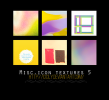Misc. icon textures 5 by cicily