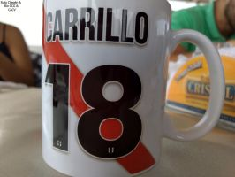 56c Mundial Rusia 2018 Carrillo 18 by Chepen-Ruta