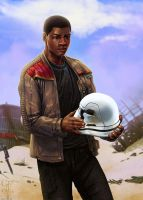 The Force Awakens - Zephyr by ghostfire