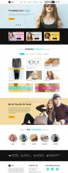 Ecommerce Online Shoping by mad-zain