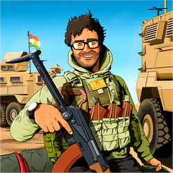 Grizzled Warfighter by Ralvesp
