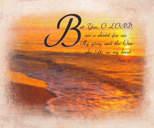 psalms 3:3j by madetobeunique