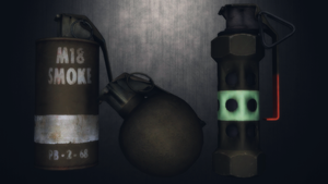 [MMD] Bunch of nades...for DL by AbyssLeo