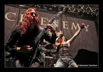 Arch Enemy :Palladium: by zAPPiENCe