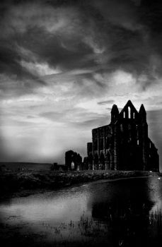 Whitby Abbey by Vosper01