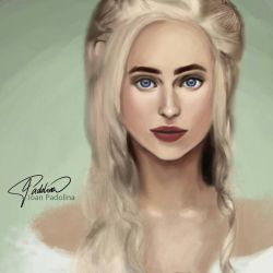 Daenerys by Jomethyst