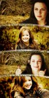 Isabella and Renesmee by Nikmarvel
