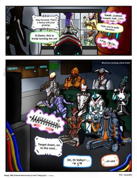 Warframe Shenanigans: Tenno Ingenuity (Part 4) by BrianDeragon