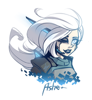 project Ashe by ZackArgunov