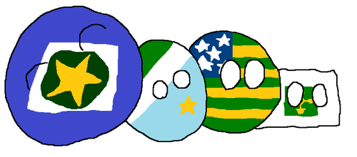 Central West Regionballs by terryrule17