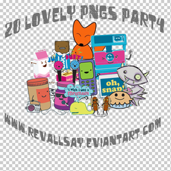 20 lovely pngs IV by revallsay