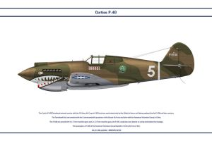 P-40B USA AVG 1 by WS-Clave