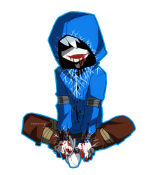 Jack Frost the Hunter by Sarun0