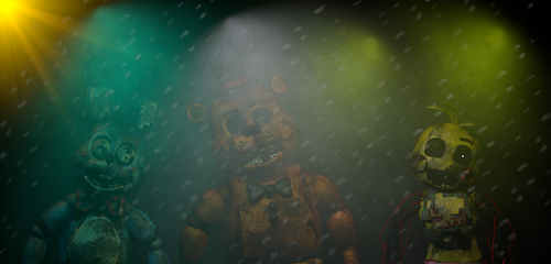 Abandoned Toys (Remake) by HyperRui37