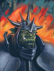 Orc by Lord-Dragon-Phoenix