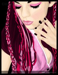 pinky mood by chiplegal