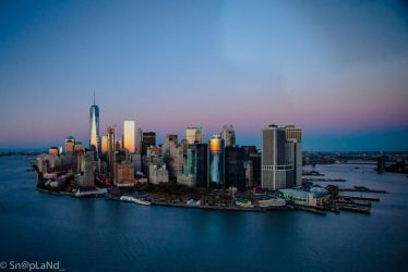 New York by snapboy