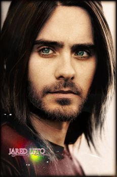 Jared Leto color by Elfa-dei-boschi