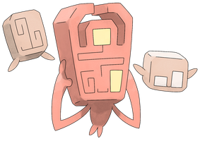 #??? Trilith by Smiley-Fakemon