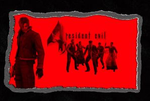 Resident Evil Brush Pack 4 by Gothic11Shadow