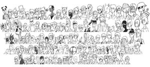 RCS2 Auditioner Roundup! by libra98