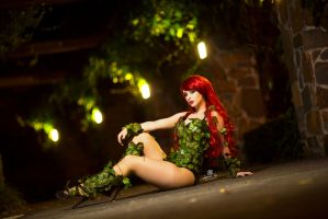 Poison Ivy Cosplay - Blondiee by BlondieeGaming