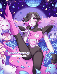 Mettaton and co. by KokoTensho