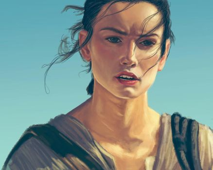 Rey by lasuricata