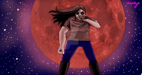 Nathan Explosion: Killed At the Speed of Light by LovelyMetalhead