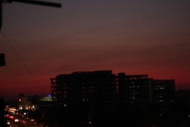 Red Sky by cosmin00