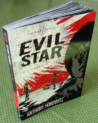 The Power of Five: 'Evil Star' Graphic Novel by leeoconnor