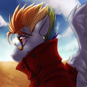 Dash the Stampede by evion