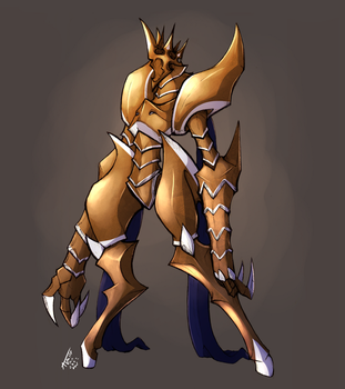 Hastur The King in Yellow by UndeadKitty13