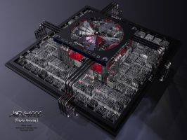 AMD 64000 Pirate by wadewood