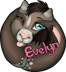 Evelyn Badge by Zelendur
