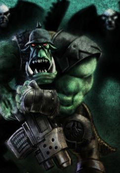 ORK: JAMMED by HenryPonciano