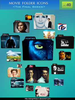 Movie Folder Icons No.40 The Final Series by dyinginthesun