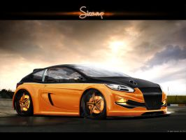 Ford Focus Sizzurup by LEEL00
