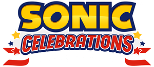 Sonic Celebrations Logo by NuryRush