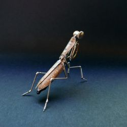 Watch Parts Praying Mantis No 47 (II) by AMechanicalMind